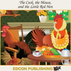 The Cock, The Mousse and the Little Red Hen Audiobook