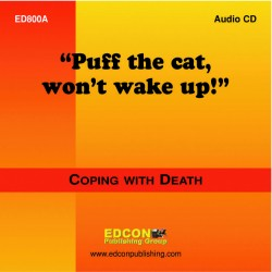 Puff the cat, won't wake up! Coping with Loss Resource Coping with Death