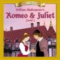 Romeo & Juliet Audio CD Printed  Shakespeare Books with Student Activities